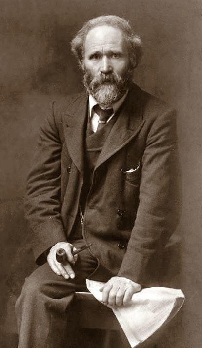James Keir Hardie by John Furley Lewis, 1902