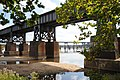 James River railway bridges, Richmond, Virginia - panoramio.jpg