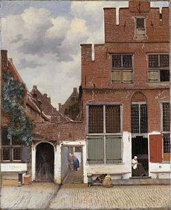 The Little Street, 1657/58