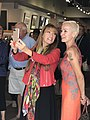 Jane Seymour and Marietta Meade, Sarasota, Florida, March 2018.jpg