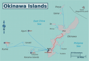 Japan Okinawa OkinawaIslands Map.png