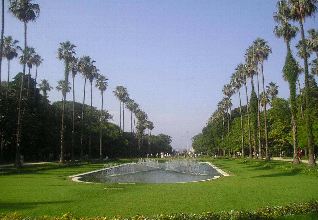 Jardin D: 35 Photos Of Botanical Garden Hamma In Algeria : Places