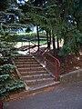Jasná I, schodiště u domu č. o. 8.jpg