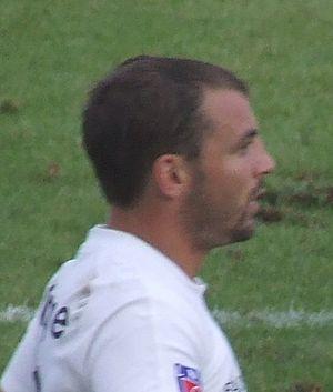 Jean-Baptiste Élissalde - JB Elissalde (Stade Toulousain), August 2008