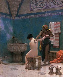 Jean-Léon Gérôme 012 Bath