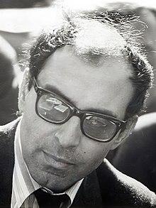 Jean-Luc Godard nel 1968. Oscar onorario 2011