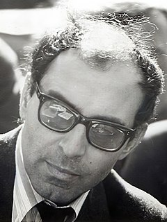Jean-Luc Godard French-Swiss film director, screenwriter and film critic