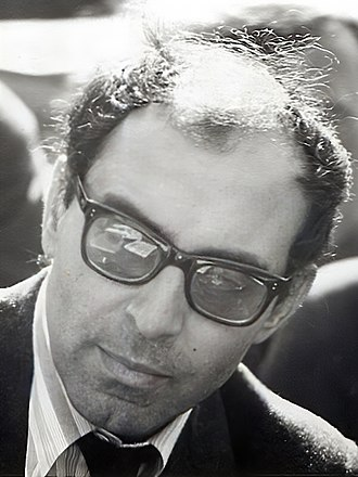 Jean-Luc Godard - Jean-Luc Godard at Berkeley, 1968