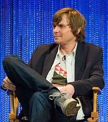 Description de l'image Jed Whedon at PaleyFest 2014.jpg.