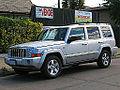 Jeep Commander 4.7L Limited 2007 (15611627438).jpg