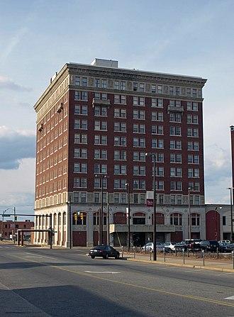 Jefferson Davis Hotel - Image: Jefferson Davis Hotel 01