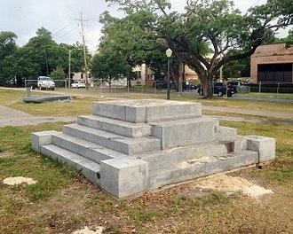 Jefferson Davis Monument - Image: Jefferson Davis Monument Foundation
