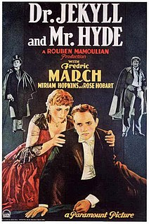 <i>Dr. Jekyll and Mr. Hyde</i> (1931 film) 1931 film by Rouben Mamoulian
