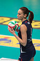 Jenny Barazza - Asystel Novara volleyball player.jpg