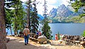 Jenny Lake ,Jackson Hole Grand Teton NP Wyoming - panoramio.jpg