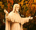 Jesus in the Fall (4096641734).jpg