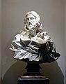 Jesus of Gian Lorenzo Bernini in San Sebastiano fuori le mura (Rome).jpg