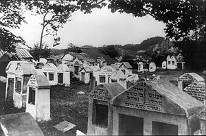 Jewish cemeteries of Vilnius - Jewish Cemetery in 1922