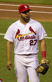 Jhonny Peralta Dominican baseball player
