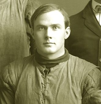 1902 Michigan Wolverines football team - Joe Maddock scored the only touchdown against Wisconsin and later became the head football coach at Utah.