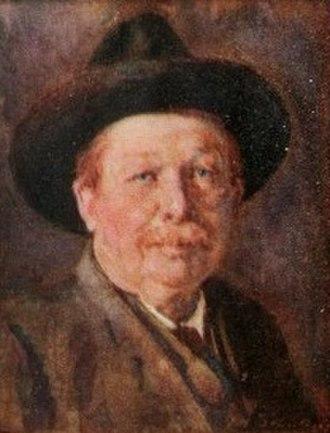 Joel Chandler Harris - Joel Chandler Harris, c. 1905