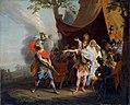 Johann Heinrich Tischbein - Achilles has a Dispute with Agamemnon, 1776.jpg