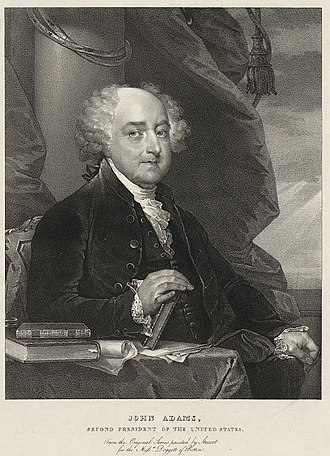 Pendleton's Lithography - Image: John Adams ca 1828 by Pendleton LOC 19162v