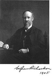 John Wigham Richardson - Wikipedia