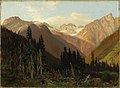 John Arthur Fraser - At the Rogers Pass, Summit of the Selkirk Range, B.C..jpg