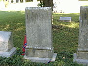 John C. Breckinridge grave