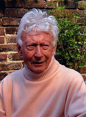 John Goodwin (theatre publicist) - Image: John Goodwin, playwright and author, 2005