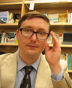 John Hodgman - Hodgman at a reading in 2006