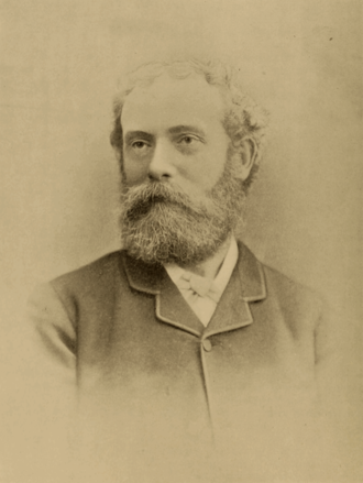 John Isaac Thornycroft - This photo of John Thornycroft appeared in Cassier's Magazine in 1896