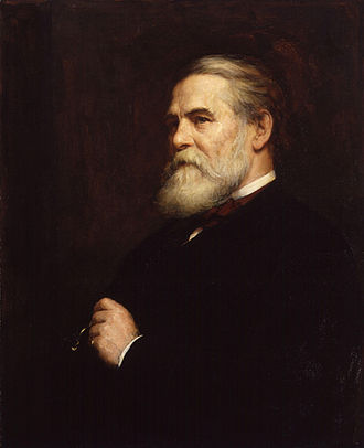John Loughborough Pearson - Portrait by Walter William Ouless, from the National Portrait Gallery (London).