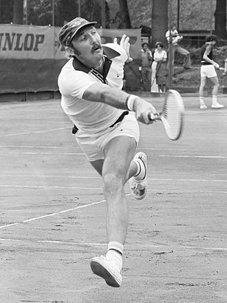 John Marks (tennis) - Image: John Marks (1977)