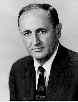 John W. Gardner, U.S. Secretary of Health, Education, and Welfare