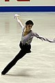 Johnny Weir at 2009 Grand Prix Final (1).jpg