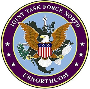 Joint Task Force North - JTF North emblem