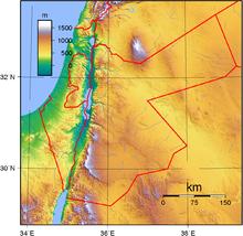 outline of jordan wikipedia