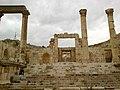 Jordanie Jerash Theatre Nord Entree Escalier 18042013 - panoramio.jpg