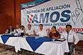 Jornada de afiliación Zaragoza, Chimaltennago Partifo VAMOS.jpg