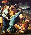 José Joaquim da Rocha - O beijo de Judas e Pedro cortando a orelha de Malchus.jpg
