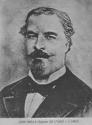 José Milla y Vidaurre