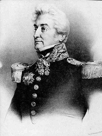 Joseph Lagrange (soldier) - General Count Joseph Lagrange.