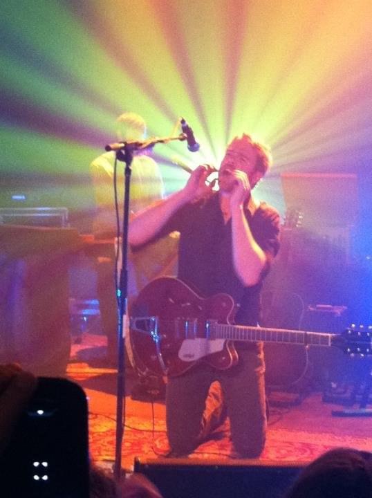 Josh Ritter Performance