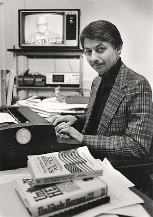 Jack Bass - Image: Journalist and author Jack Bass typing at his desk