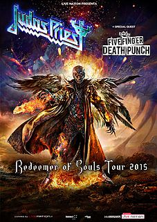 Redeemer of Souls Tour