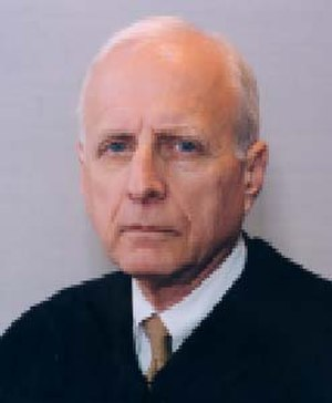 Edward Roy Becker - Image: Judgebecker