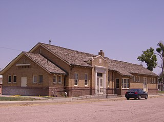 Union Pacific Railroad Julesburg Depot United States historic place