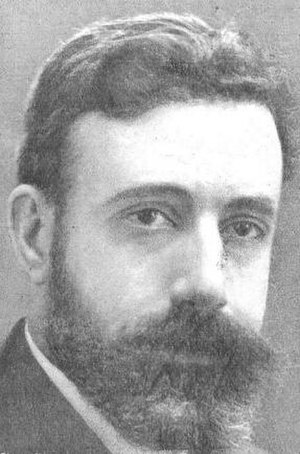 Julián Besteiro - Julián Besteiro in 1915